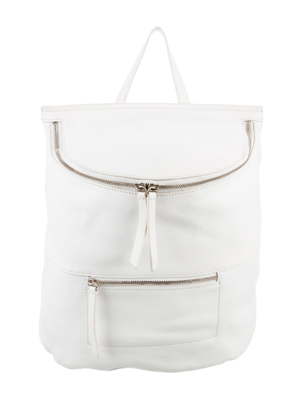 DEREK LAM   10 Crosby Leather Mercer Backpack, $325, therealreal.com