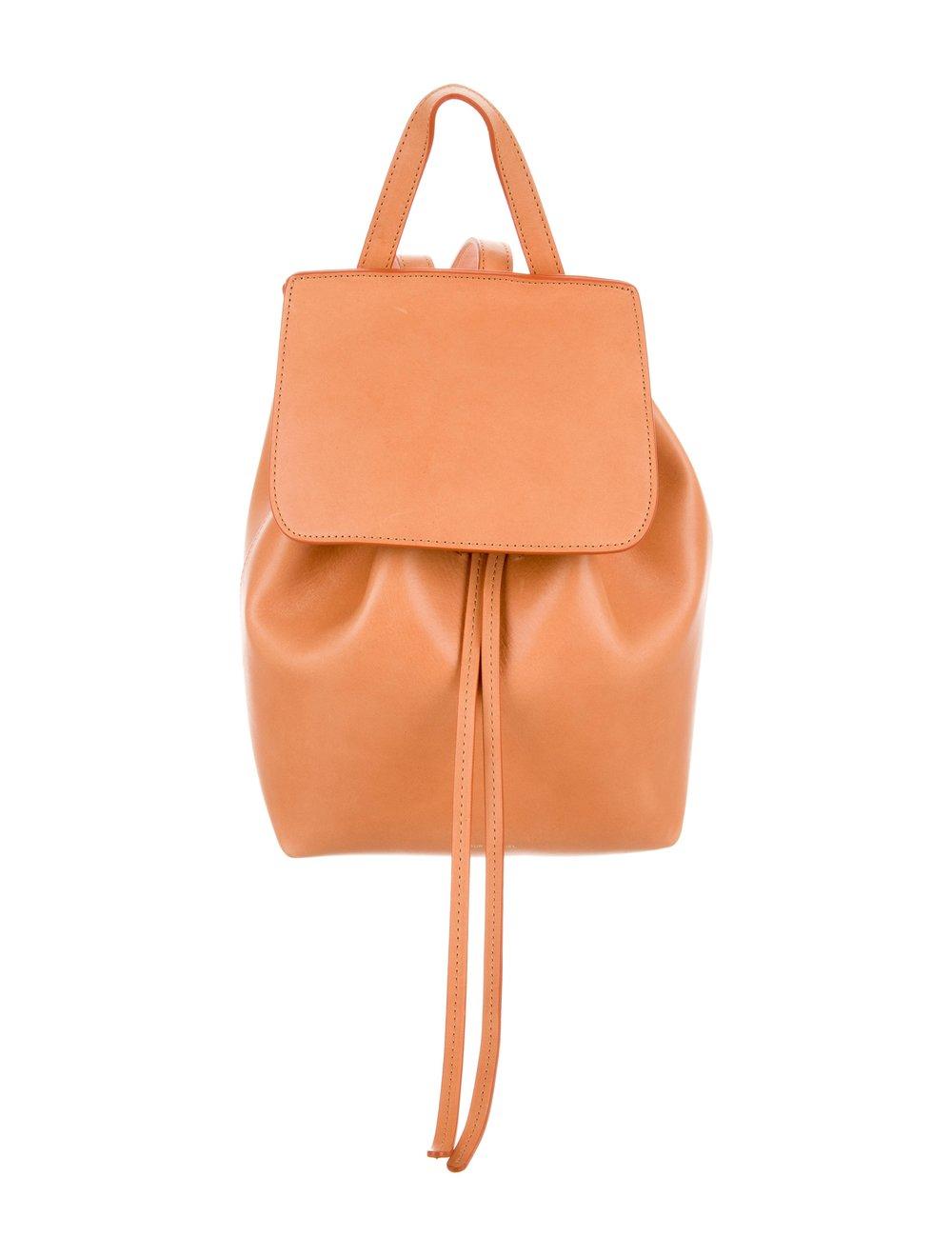 MANSUR GAVRIEL   Mini Backpack, $521.50, therealreal.com