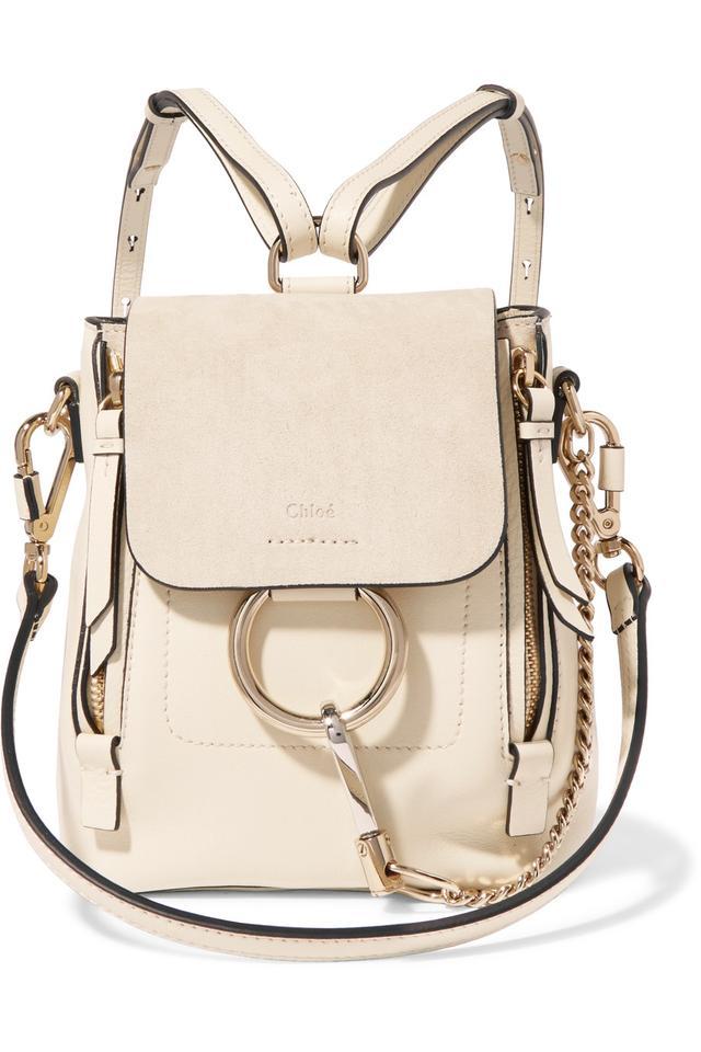 CHLOE   Faye Mini Backpack, $1,475, tradesy.com