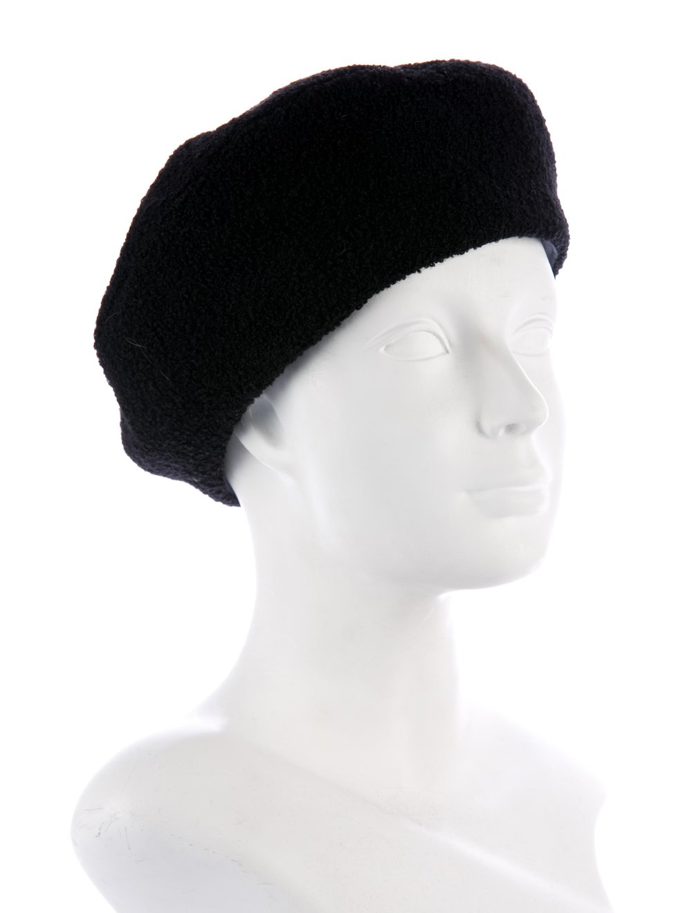 - EUGENIA KIM Textured Wool Beret$75.00