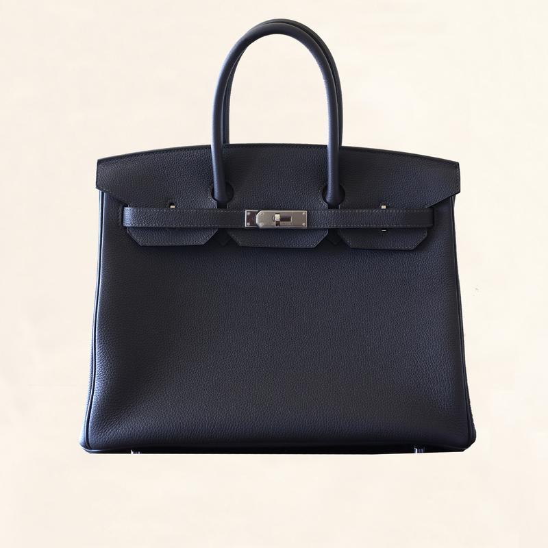 - Hermès Graphite Togo Birkin 35$14,300.00