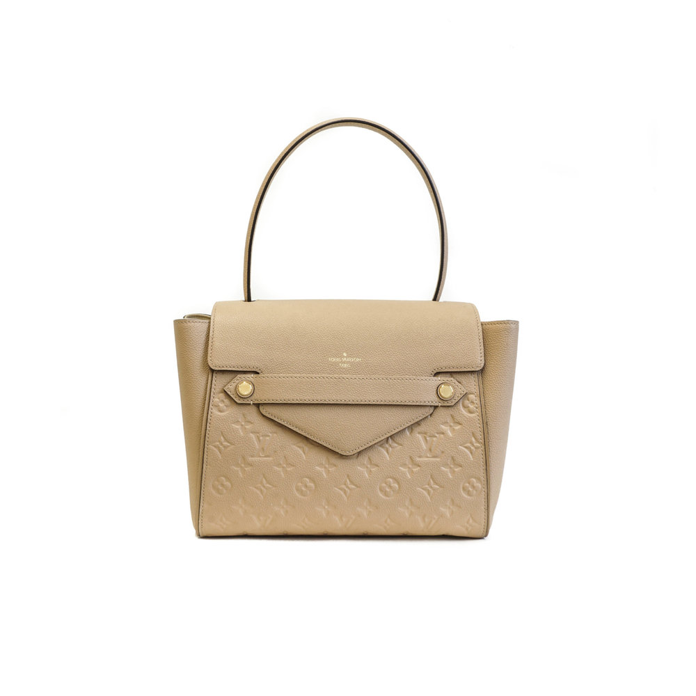 - LOUIS VUITTONEmpreinte Leather Trocadero Bag; $2,899.00 CAD