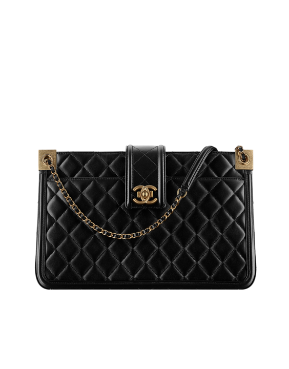 Chanel Elegant CC Small Shopping Bag