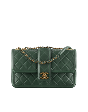 Chanel Elegant CC Flap Bag