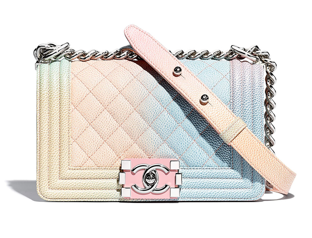 Chanel Boy Bag  $4,300