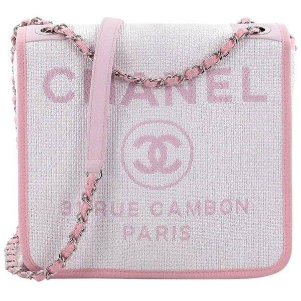 Chanel Deauville Messenger Bag
