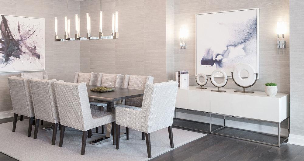 Lauren MD Dining Room Modern Lighting.jpg