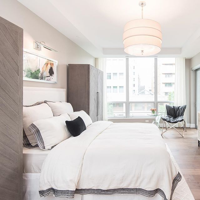 It's finally #friday and time to get out of bed. #bedroom #bedroomdecor #bedroomdesign #interiordecor #interiordesign #realestate #realestatephotos #realestateforsale #condo #condominium #condoforsale #condominiums #washingtondc #bethesda
