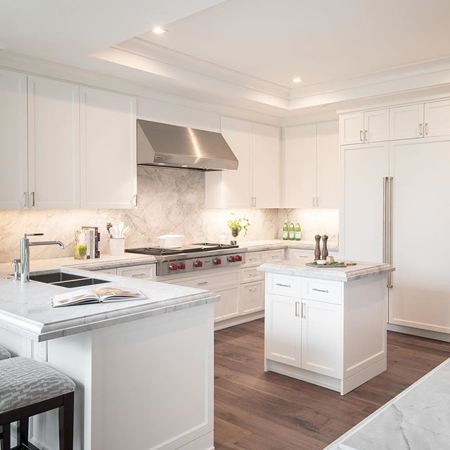 Breakfast is the most important meal of the day.  Make yours like a pro in a kitchen designed for a culinary wizard.  #breakfastofchampions #kitchen #kitchendesign #kitchenremodel #kitchenremodel #interiordesign #interiors #realestate #realestateforsale #luxuryrealestate #luxuryhomes #luxurylife #condominium #condoforsale #washingtondc #bethesda
