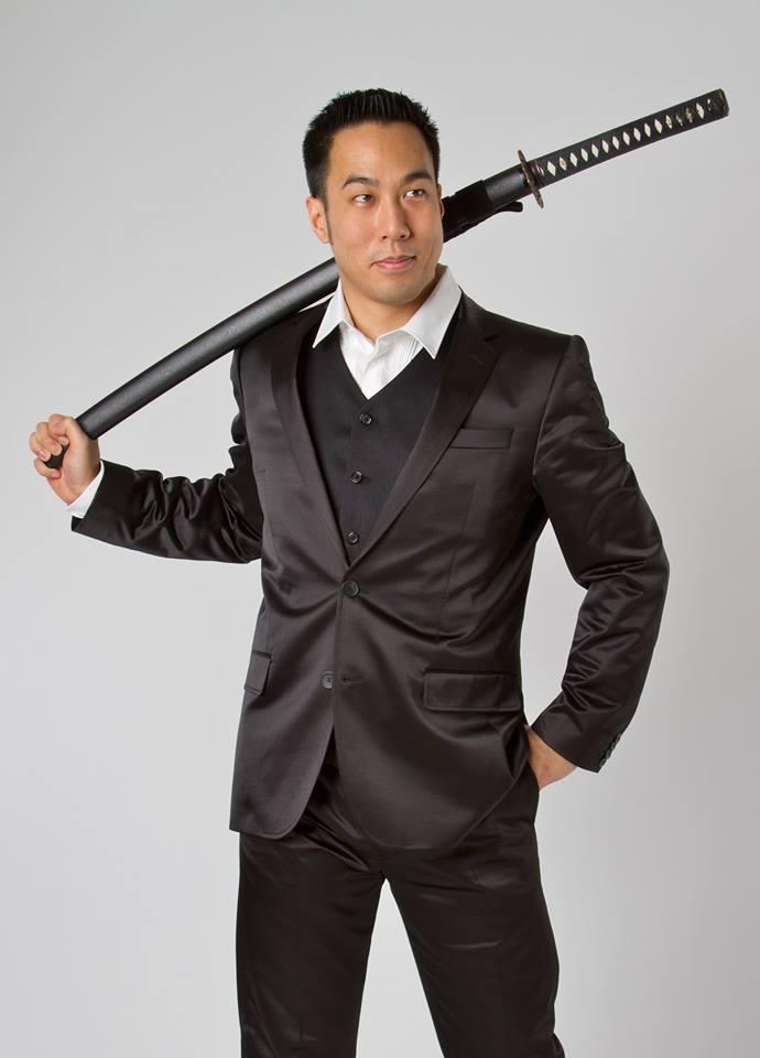Hayashi: One slick samurai