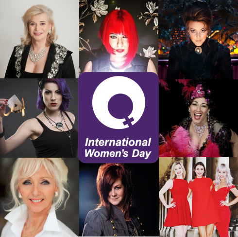 Some of the women doing amazing work in the world of magic