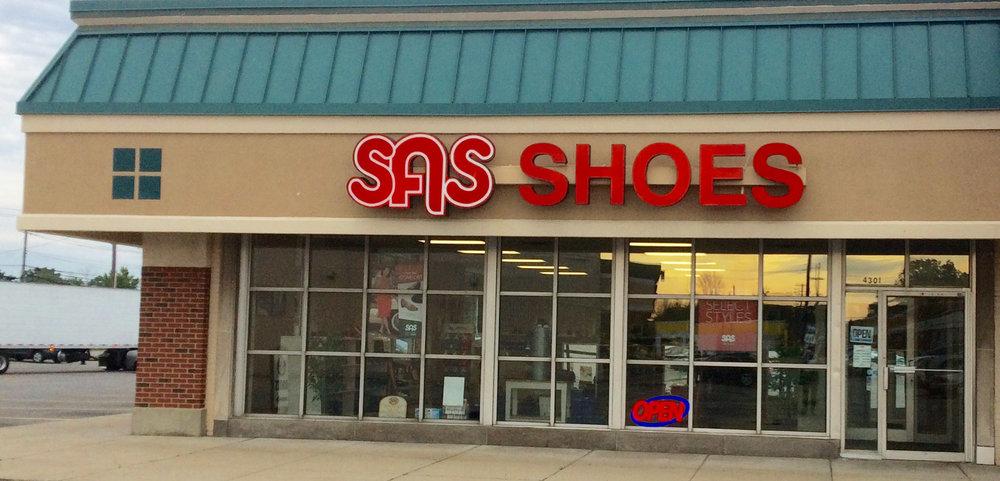7d2310d24256 Contact Us — SAS Shoes Buffalo