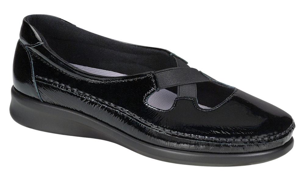 Crissy - Black Patent — SAS Shoes Buffalo
