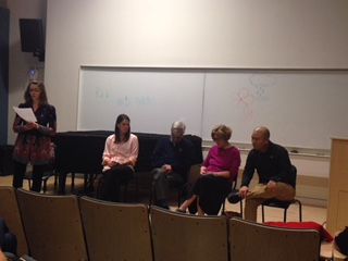 Panel on Performance Anxiety at U-M