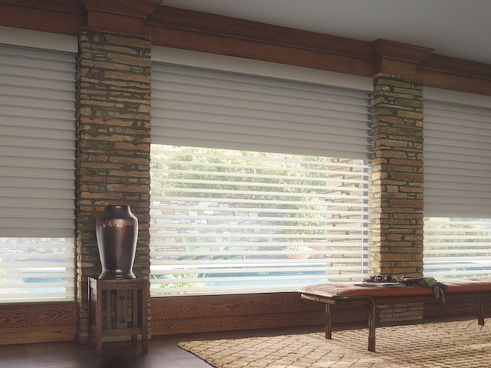 Silhouette® A Deux™ Window Shadings