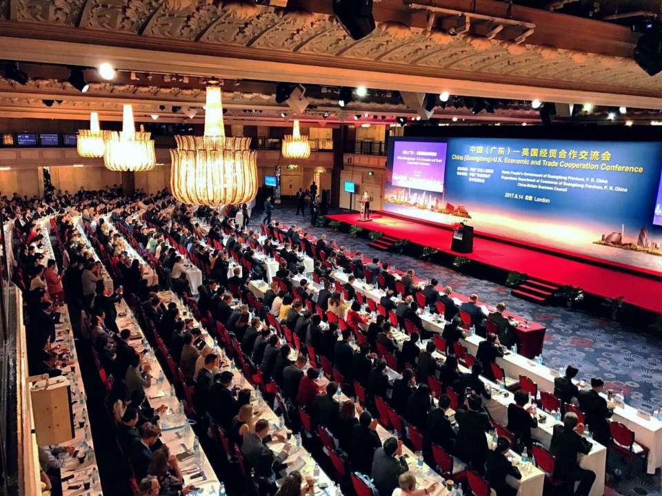 Guangdong Summit - London
