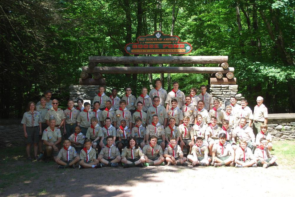 Summer Camp - Goose Pond Scout Reservation