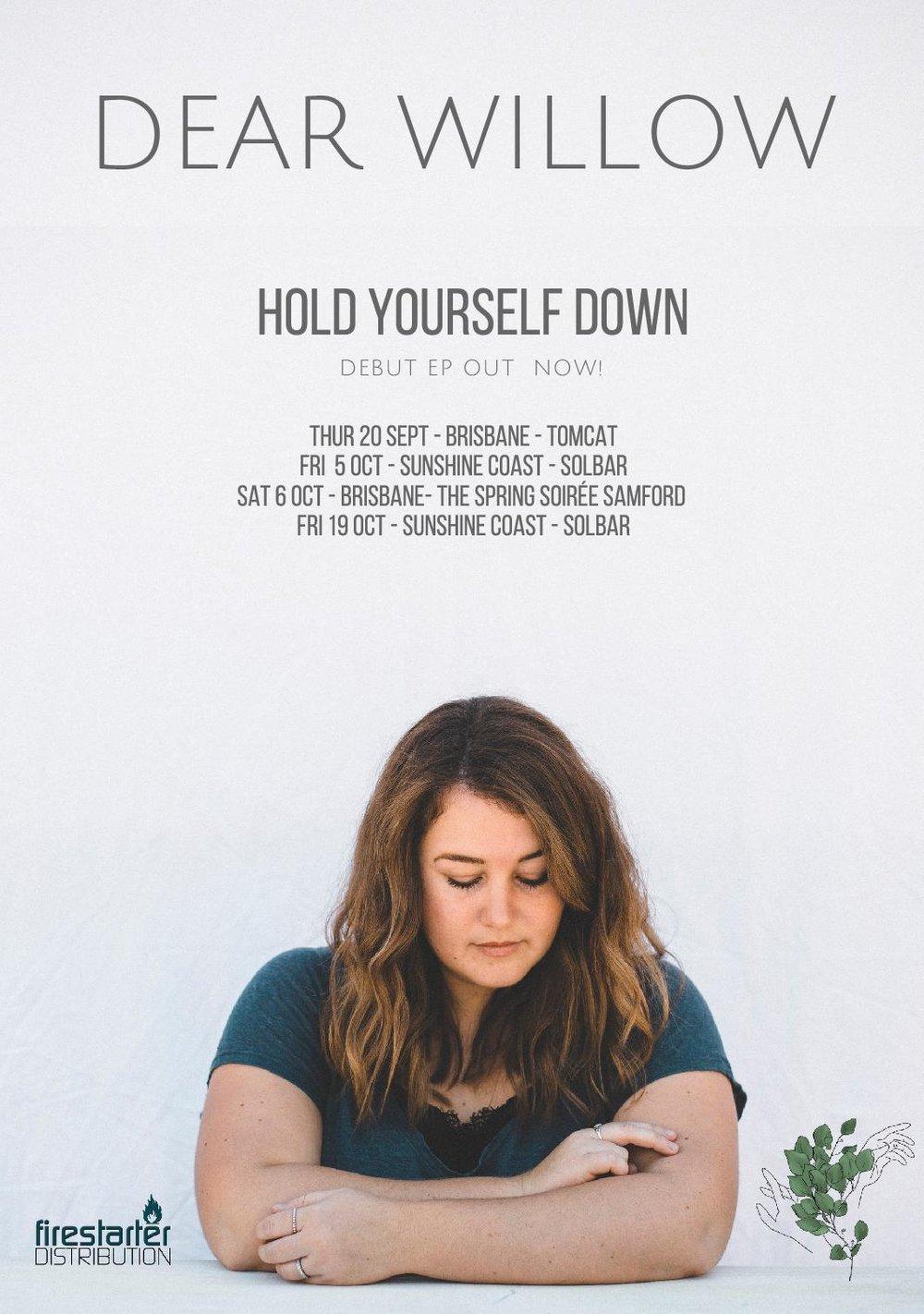 Dear Willow EP poster.jpg