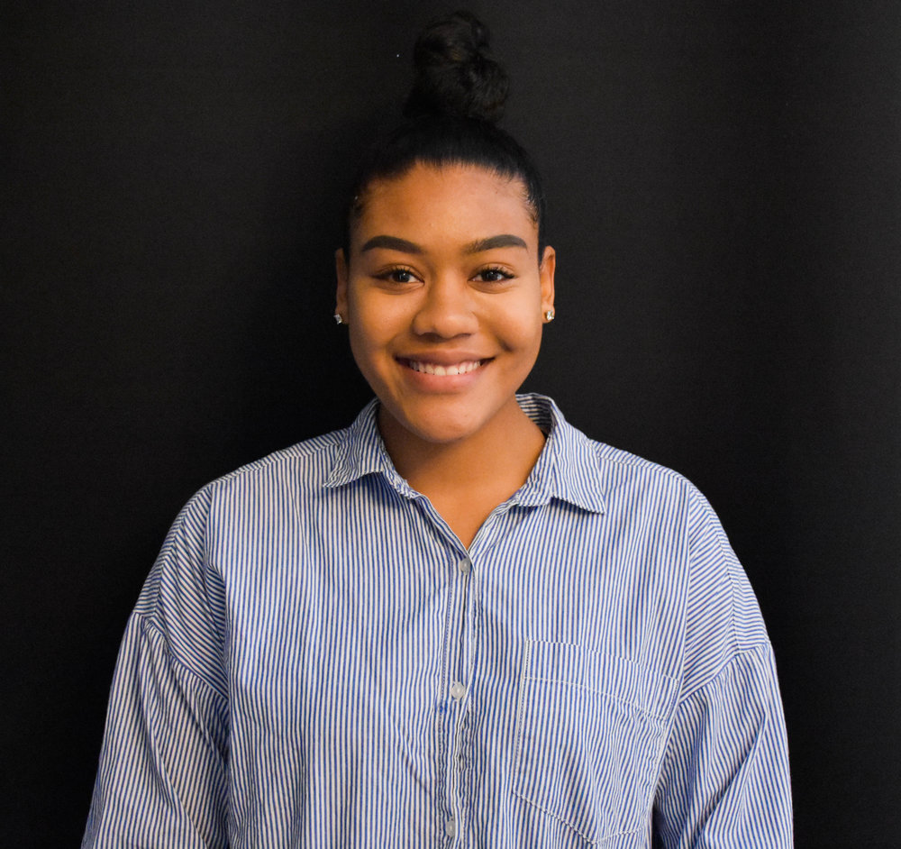 Jazmyne Howard, Social Media Enagagment and Employer Advocate Intern at TalentCMO,  Black Wall Studio™