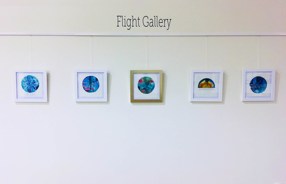 #buffalove on view at Flight Gallery