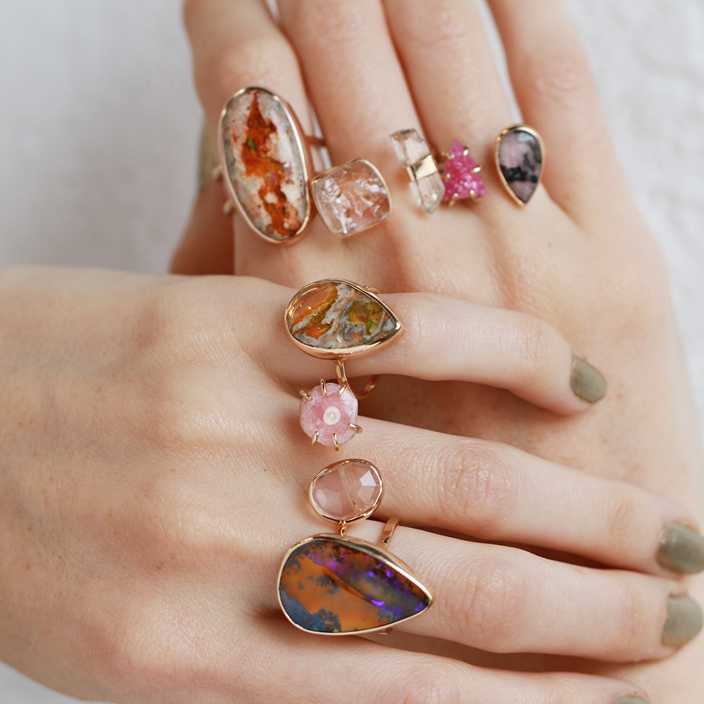 Do you think you're ready for this jelly (opal)?