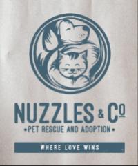 Nuzzles & Co Pet Rescue & Adoption   One of our non-profit partners.