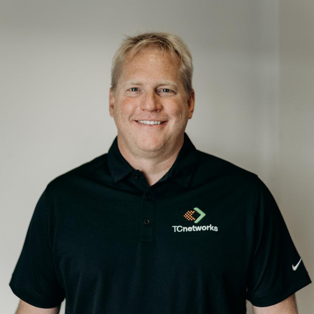 Rick Haber - rhaber@tcnetworks.com