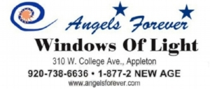Angels Forever Windows of Light