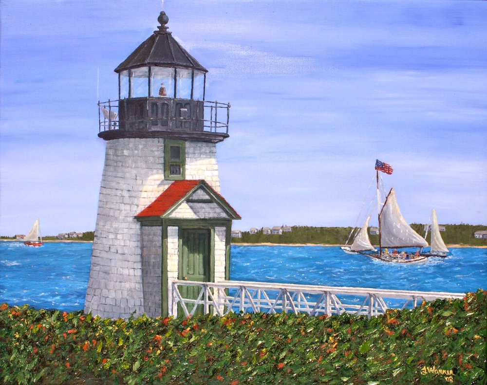 Brandt Lighthouse