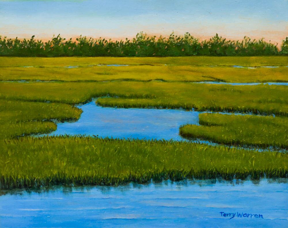Cape Marsh, Sold