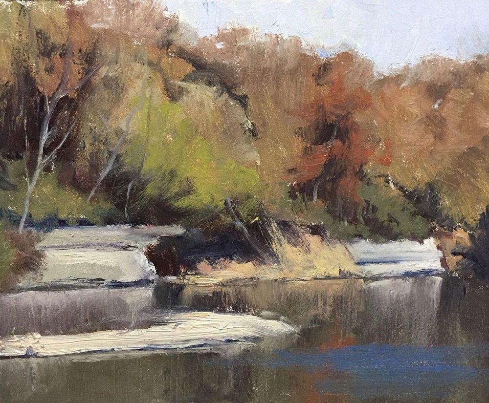 Grinders Creek Study