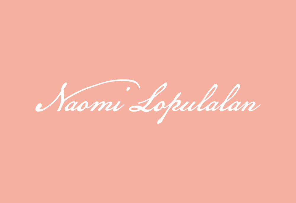 Naomi Lopulalan