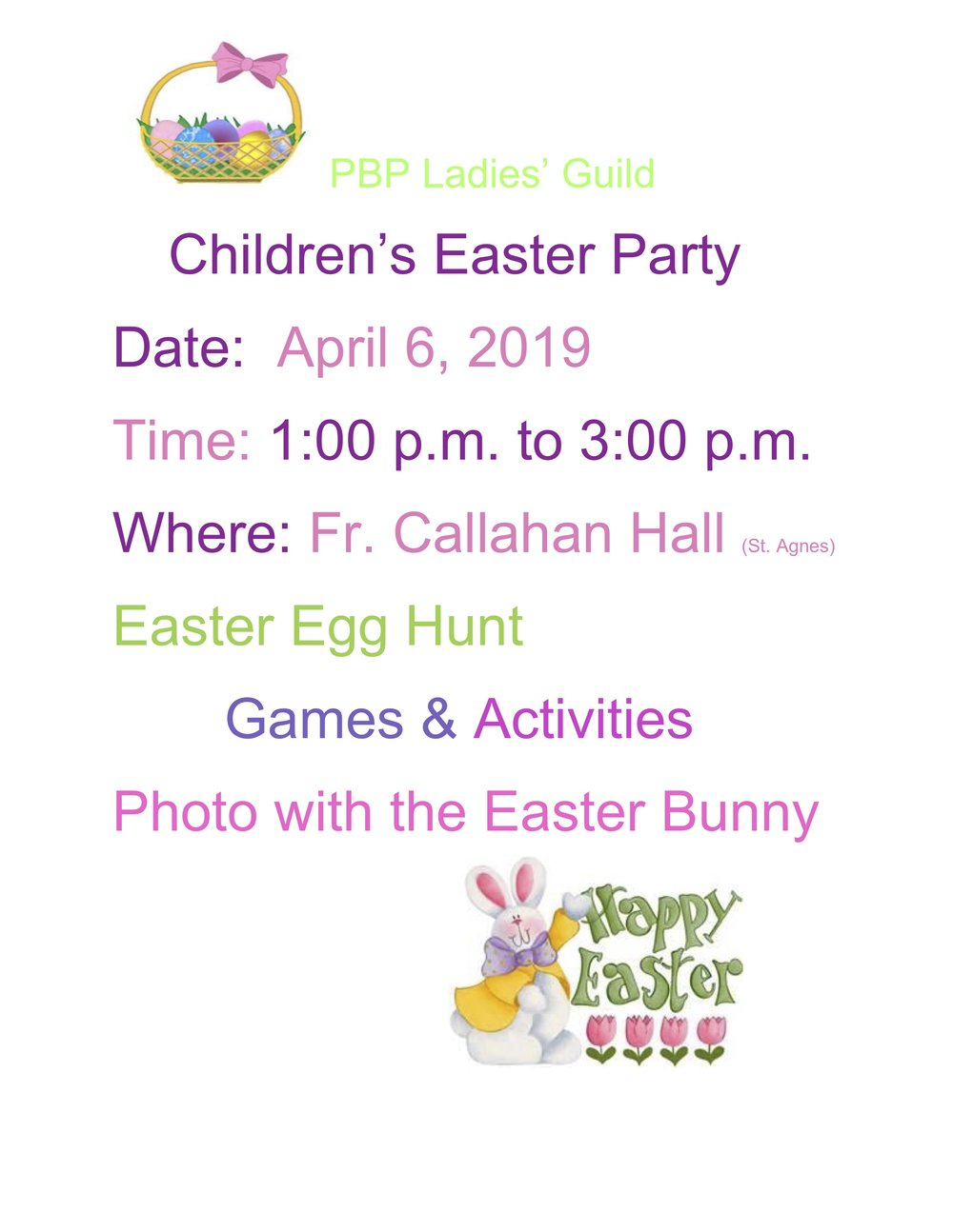 Flyer for Children's Easter Party 2019 copy.jpg