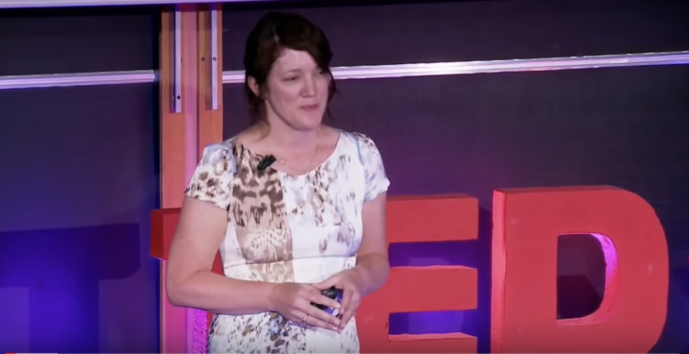 Why Recycling Our Clothes Won't Save The World | Leslie Johnston | TEDxINSEAD