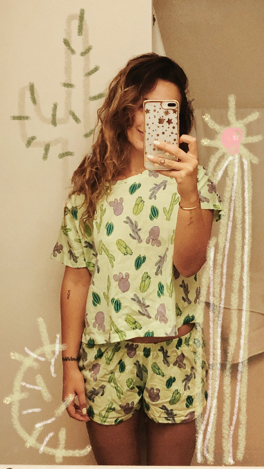 - You have no idea how happy this post makes me. I literally love every thing I have found & listed below for all you cactus loving angels. This post was inspired by the amazing amount of inquiries received regarding this set of pjs (which my sweet boyfriend bought me for my birthday this year!)