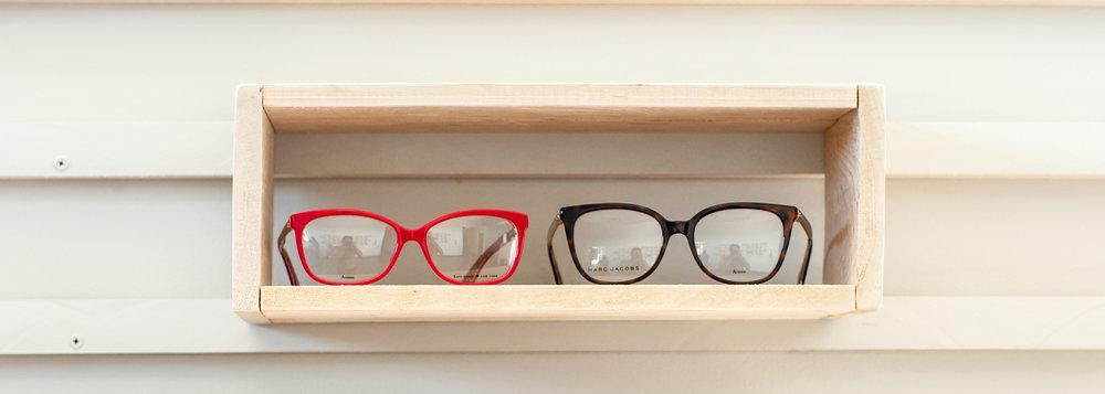Eyewear Selection -