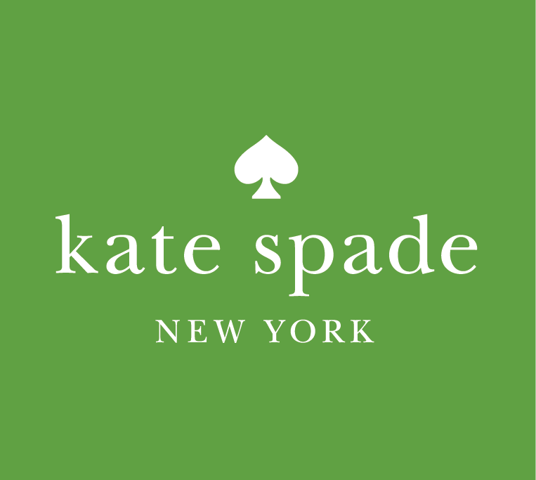 Kate Spade - Crisp color, graphic prints and playful sophistication are the hallmarks of Kate Spade New York. Our exuberant approach to the everyday encourages personal style with a dash of incandescent charm. We call it living colorfully.