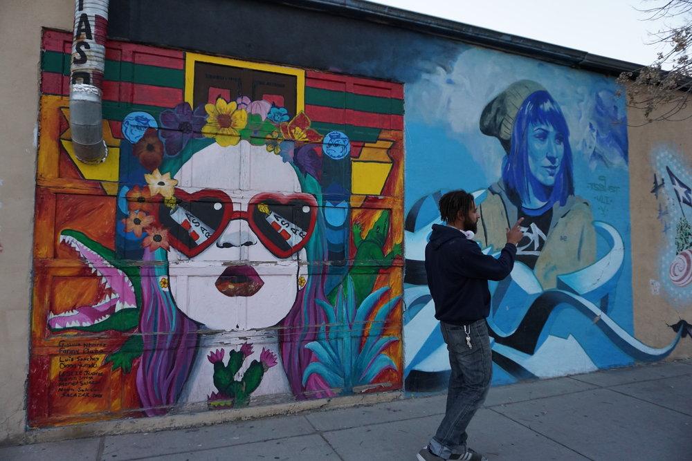 El Paso, Texas art murals