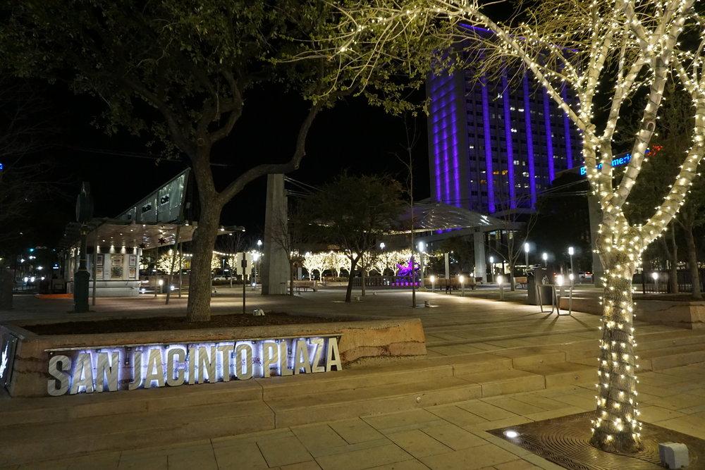 El Paso Texas San Jacinto Plaza.JPG