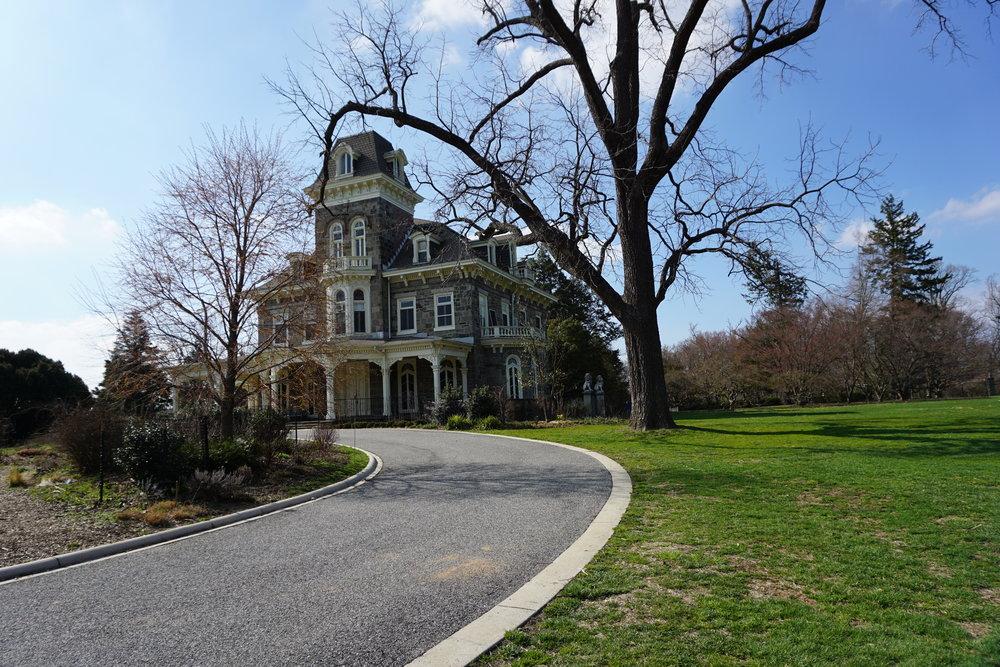 Cylburn Mansion Baltimore.JPG