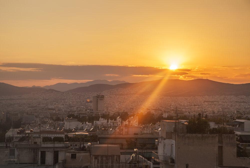Athens, 2014