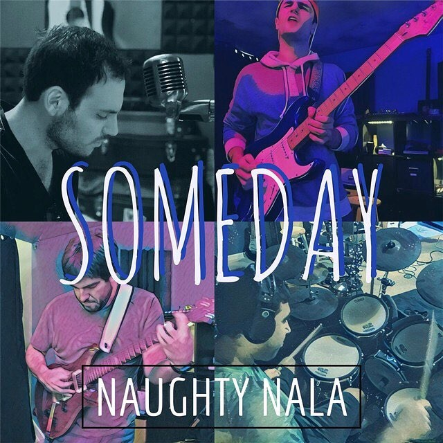 Debut album from Naughty Nala: Someday. Available Now!⠀ ⠀ https://open.spotify.com/album/44tKpYta2NPwkMJ38CdSzR⠀ ⠀ #Studio412 #music #Newmusic #originalmusic #piano #rock #altrock