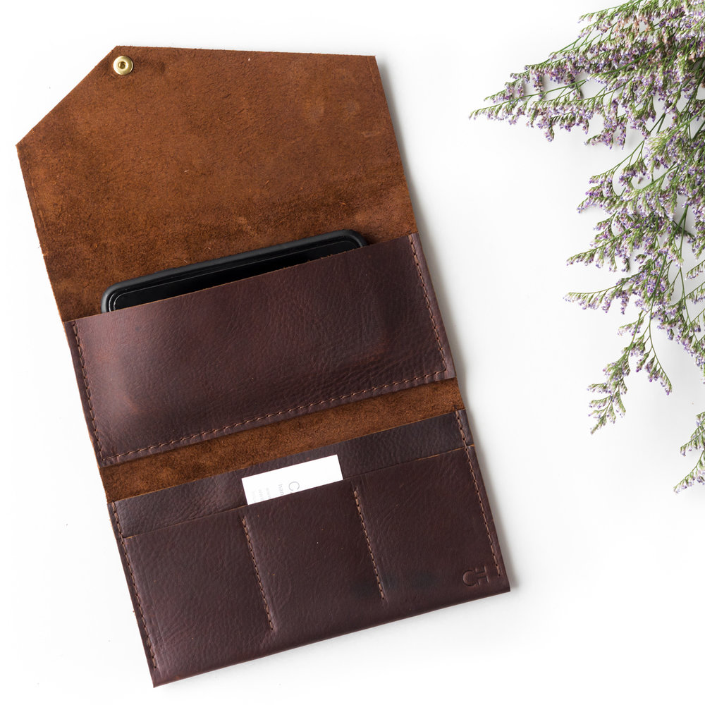 brown leather phone clutch.jpg