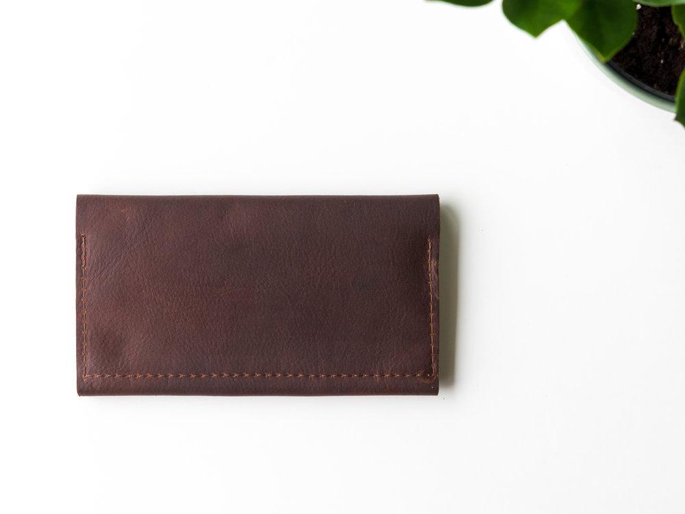 phone clutch in brown 2.jpg