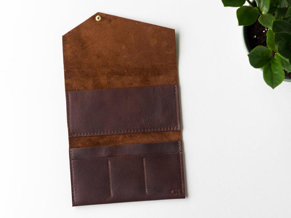 phone clutch in brown 3.jpg