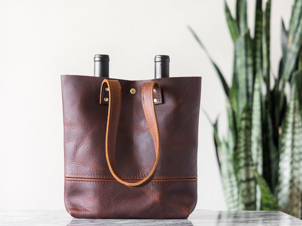 wine tote in brown 4.jpg