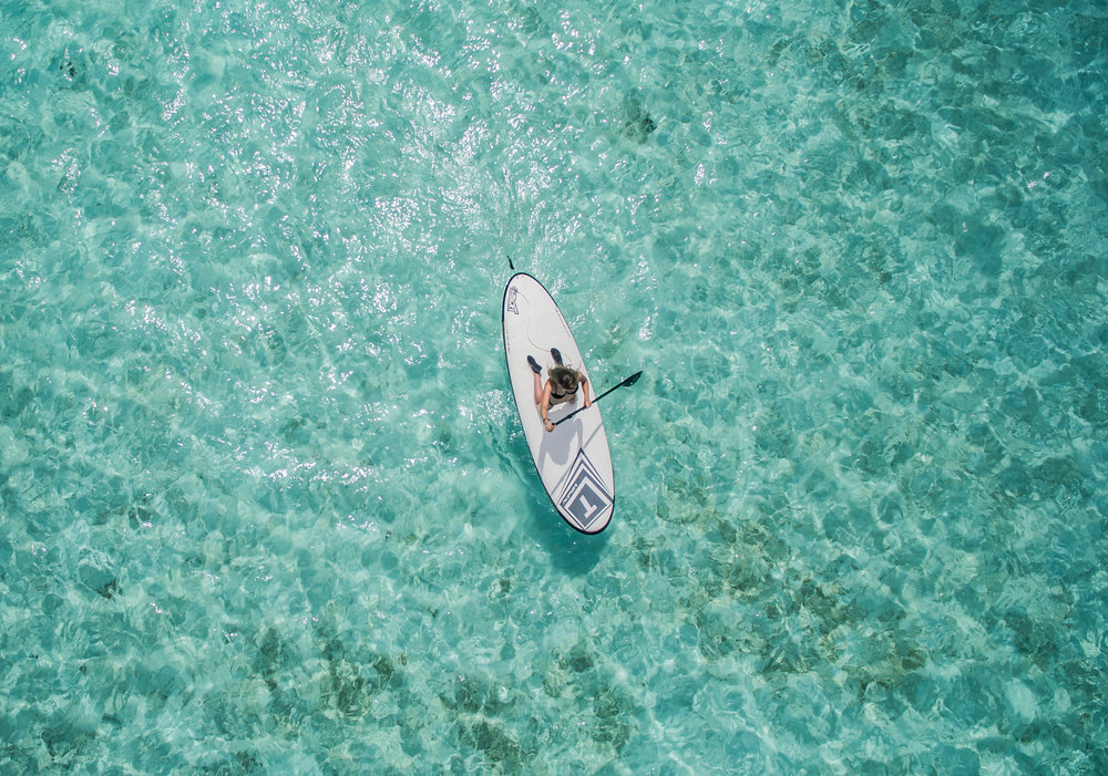 Womens Stand Up Paddle Boarding