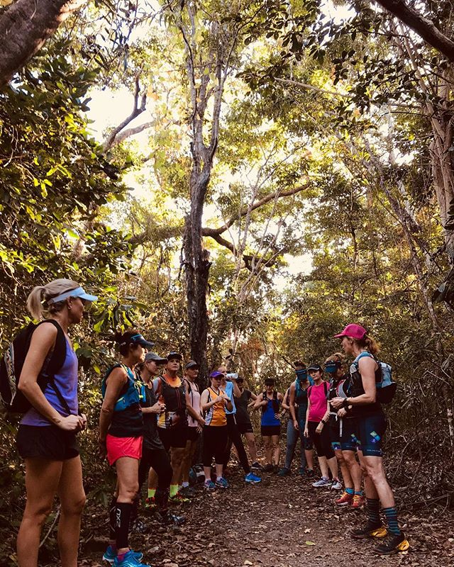 We really do live in the best spot - Cape Hillsborough National Park Trail Running with @tri_activ8 reminded us of that this afternoon.  Gravel hills, sub-tropical rain forest, sandy beaches and all within eat-shot if the sounds of the sea...we trail ran it all today with a great bunch of women who are growing so much in their skills, confidence and friendships along the way.  Sad to realise I AM is drawing to a close but so much great stuff is flowing out of the program, we hope the inspiration carries on for a long time to come. #womeninadventure #mackaypride #mackay #trailrunning #meetmackayregion #runningmumsaustralia #capehillsborough #capehillsboroughnationalpark #capehillsboroughtouristpark #iamtrailrunning