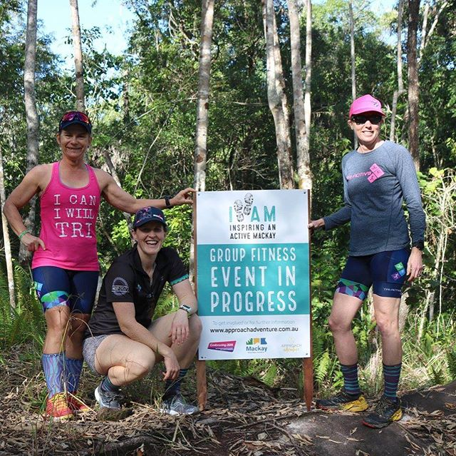 Some incredible shots from the Finch Hatton Wheel of Fire hike lead by the @tri_activ8 team.  Photos are flooding social media - sharing an aw some experience and inspiring someone else's next adventure are @angefurdek @cazmac17 @stoddy992 and @tri_activ8 🌿🏃‍♀️#hike #hikemackay #101_things_to_do_in_mackay  #meetmackayregion #mackaypride #mackay #finchhattongorge #pioneervalley #quensland #australia #womeninadventure #adventure
