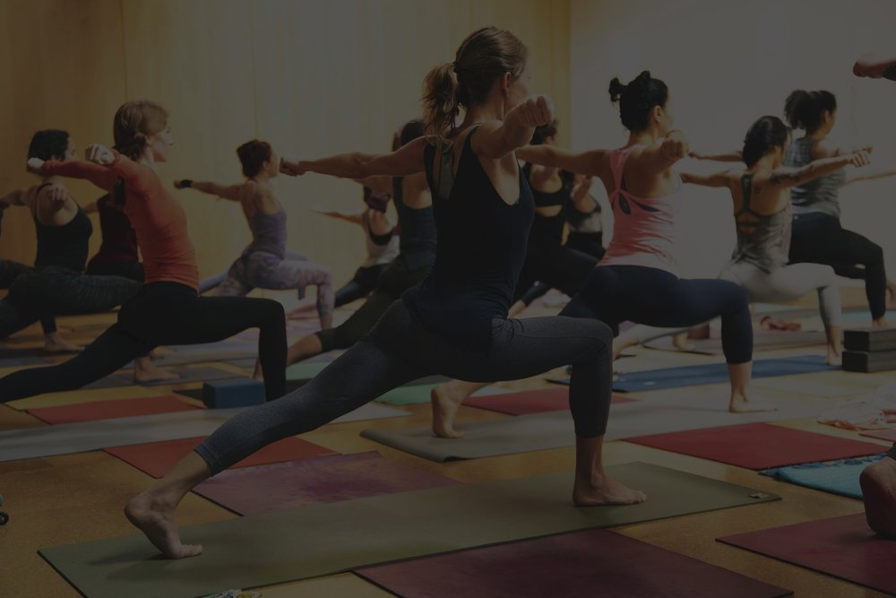 POWER VINYASA YOGA - This dynamic strengthening and stretching class focuses on linking breath with movement. The heated and non-heated classes are designed to strengthen your body and soften your spirit.JOIN US >